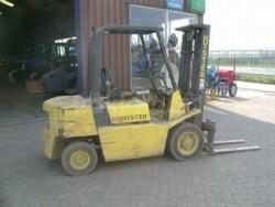 Hyster 2.5 ton diesel