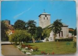 Ansichtkaart Marstrand Kyrkan - Zweden