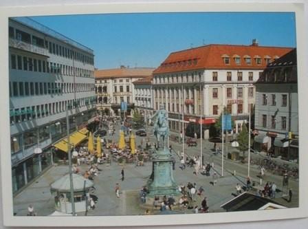 Ansichtkaart Koppermärra Göteborg