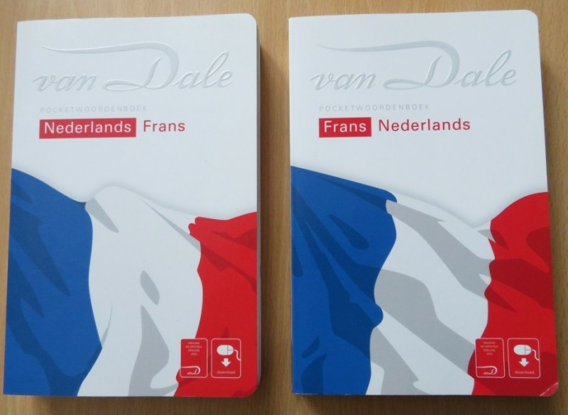 2 Van Dale woordenboeken Frans
