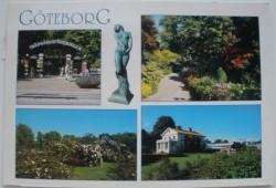 Ansichtkaart Göteborg Trädgardsföreningen