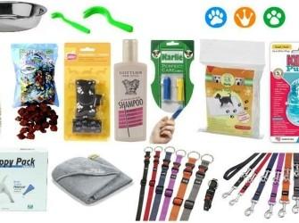 Puppypakket Compleet met gratis voer