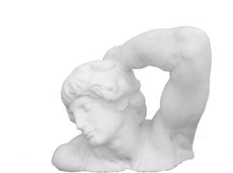 Beeld slaaf Michelangelo