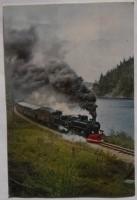Ansichtkaart Stora Lundby Järnvägsmuseum - Zweden