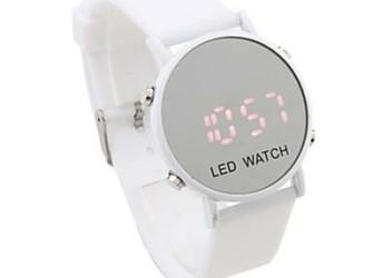 Unieke LED horloges)