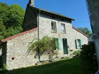 Frankrijk, Limousin, Creuse (23), near Guéret