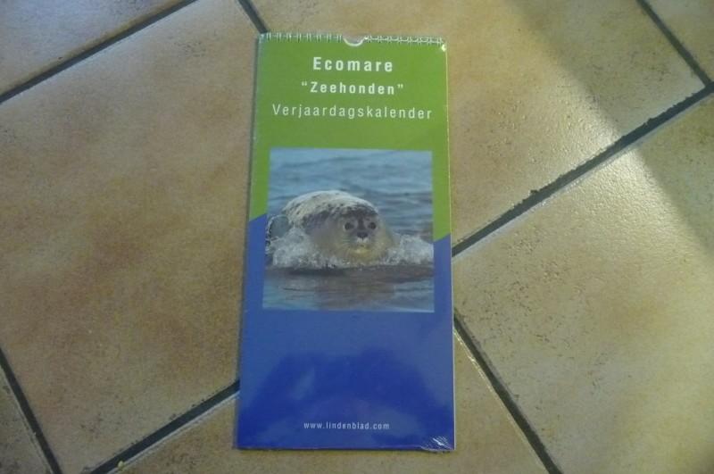 E 4 -> Kalender van EcoMare (leuk!)