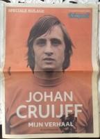 Telesport - Speciale bijlage - Johan Cruijff - 05-10-16