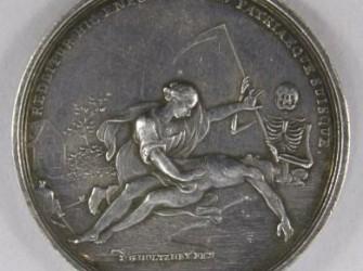 medaille of penning verleend voor reddingen