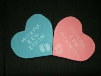 houten harten