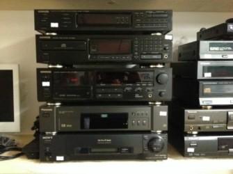 Audioapparatuur
