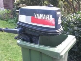 buitenboordmotor 4 pk yamaha