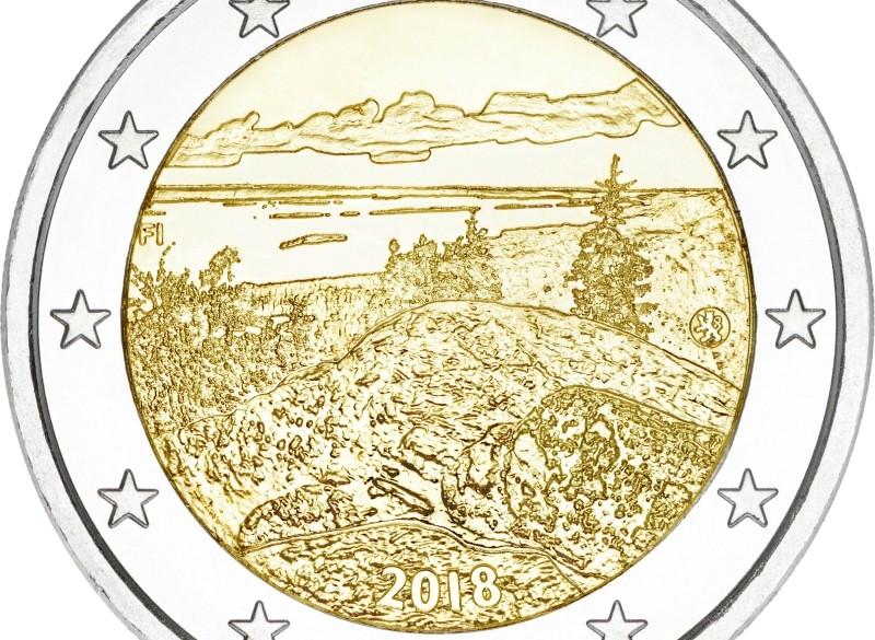 Finland 2 Euro 2018 Koli Nationaal Park