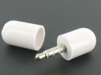 iPod en iPhone Mini Microfoon Wit