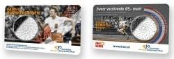 Nederland 5 Euro 2018 Fanny Blankers-Koen Coincard UNC
