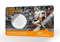Nederland 5 Euro 2018 Fanny Blankers-Koen Coincard BU