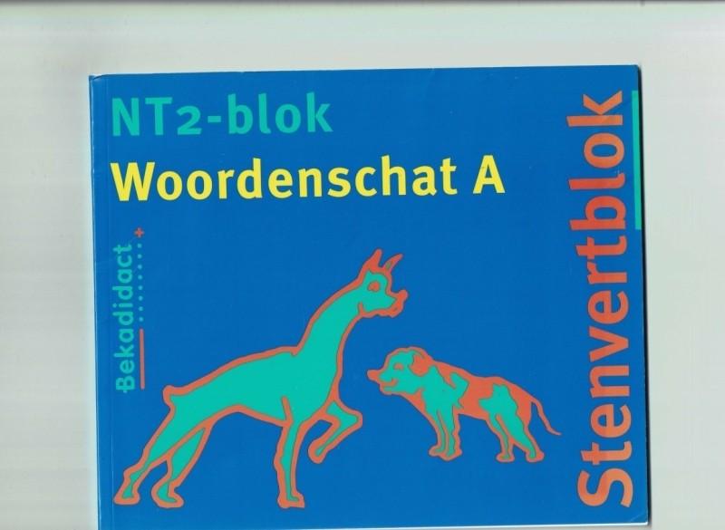 N2T blok Woordenschat A