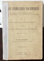 Oud boekje - Drie Formulieren van Eenigheid