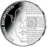 Duitsland 20 Euro 2017 Reformatie Luther