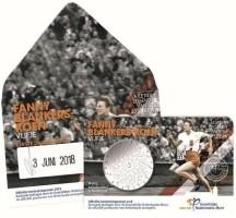 Nederland 5 Euro 2018 Fanny Blankers-Koen Eerste dag uitgif…