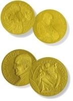 Vaticaan 20 Euro en 50 Euro 2014 Goud