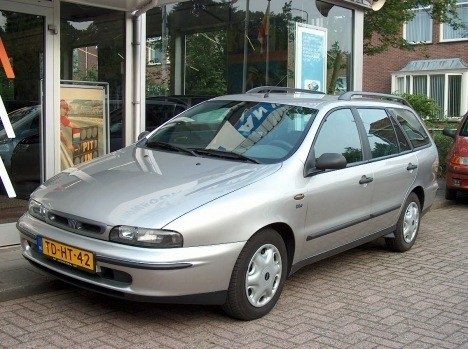 Fiat Marea weekend 1.6sx