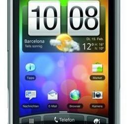 HTC Wildfire S (simlock vrij) - Nieuw!!