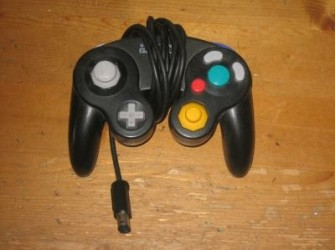 een gamegube stick