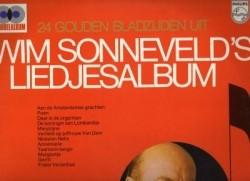 Wim Sonneveld, dubbel LP, liedjes, begin jaren ´70