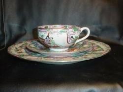 Ontbijtset chinees porcelein (niet antiek)