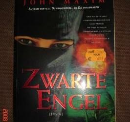 Boek Zwarte Engel