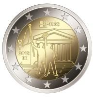 België 2 Euro 2018 Studentenopstand 1968