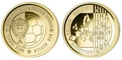 België 2,5 Euro 2018 Rode Duivels