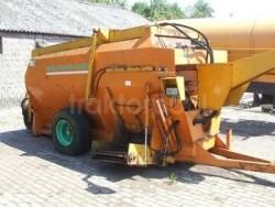 Chv Super Unifeed Combi voermengwagen