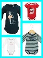 Ducky Beau baby rompers outlet alle maten