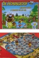 3 Bordspellen Gezelschapspelen 4 - 6+ jaar