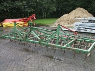 Onbekend Triltand cultivator