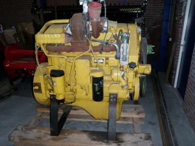 John Deere motor