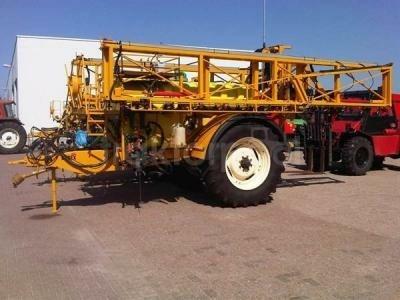 Dubex Mentor 36 m zeer complete en nette machine
