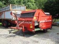 Mullos blokkenwagen
