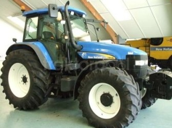 New Holland TM 140 RC trekker