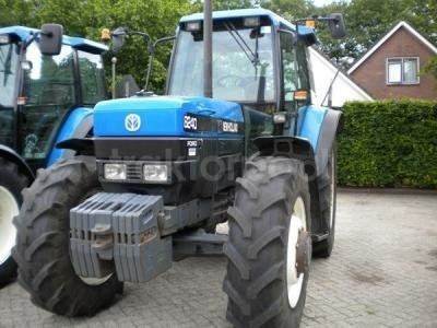 New Holland 8240 SLE