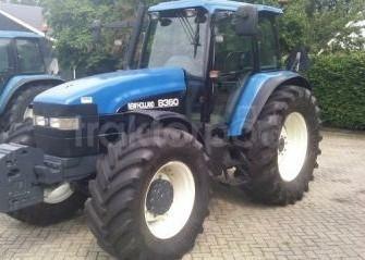New Holland 8360 DT tractor NIEUWE FOTO