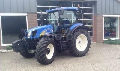 New Holland T 6010 tractor NIEUWE FOTO