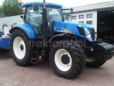 New Holland T7040 PC tractor Nieuwe FOTO
