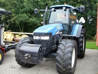 New Holland TM 155 trekker