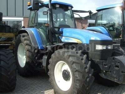 New Holland TM140 4WD RC tractor