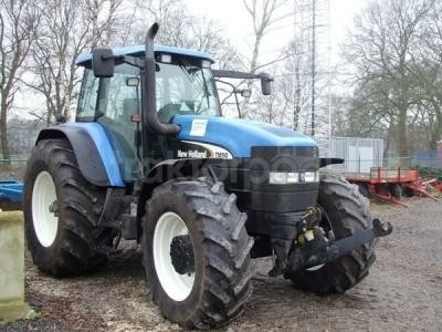 New Holland TM190 4 WD trekker