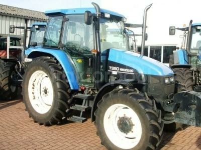 New Holland TS90 SL