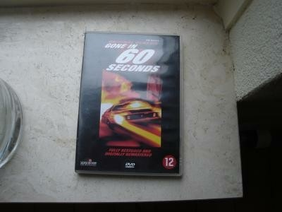 Gone in 60 seconds / dvd